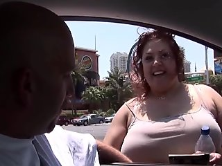 Fellow and fattie are having wonderful oral enjoyment before camera